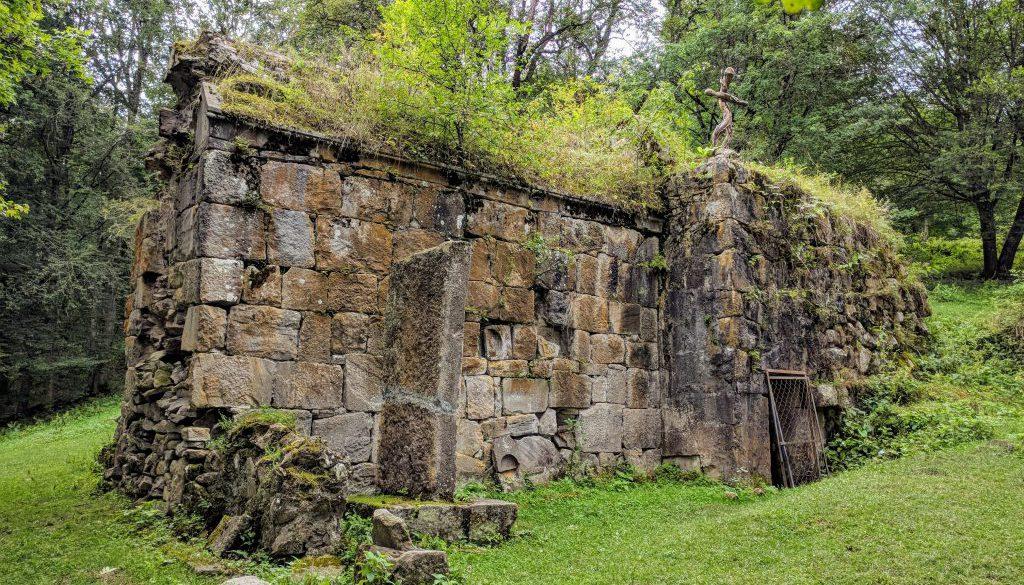 Matosavank (monastery), Dilijan National Park, Armenia