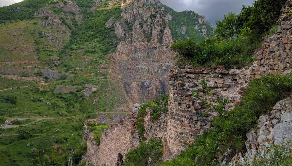 SLTmg_Baghaberd_Fortress